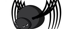"""Hry pro děti: """"Na pavouka"""""""