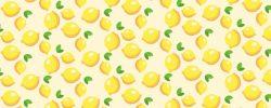 Jak vyrobit citrónovou výzdobu?
