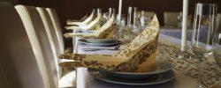 Hlavní zásady stolování