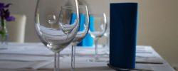 Obecné zásady prostírání při hostině