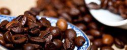 Jak vyrobit závěs ze zrnkové kávy?