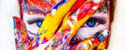 Cvičení na barevné vnímání světa a význam barev