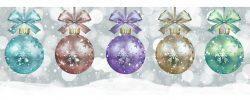 Jak vyrobit vánoční kouli přání?