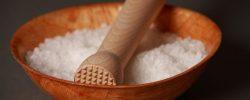 Kdy a jak solit připravovaná jídla?