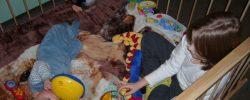 Jak vyrobit dřevěnou ohrádku po děti?