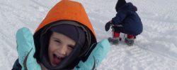 Hry pro děti: 3 tipy na zimní venkovní hry