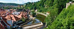 Turistika po Jižních Čechách