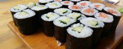 Šestero podob tradičního pokrmu sushi