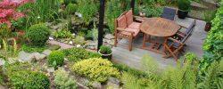 Zahradní nábytek jako praktický i estetický doplněk zahrady
