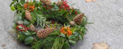 Jak vyrobit podzimní věnec?