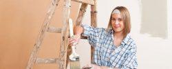 Jak proměnit bydlení k nepoznání? Inspirujte se trendy v oblasti malování interiérů
