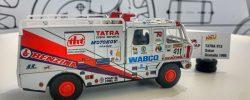 TZ: Tatra 815 Dakar 1995 – autíčko pro malé-velké kluky