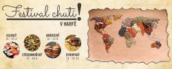 TZ: Galerie Harfa letos chystá čtyřdílný food festival a oslaví 10. narozeniny