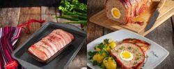 Velikonoční recepty – Plněná sekaná
