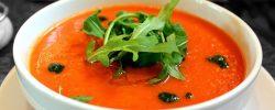 Gazpacho: španělská polévka, kterou nemusíte vařit
