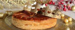 Recept na vánoční dezert ve francouzském stylu – Galette des Rois (Tříkrálový koláč)