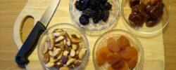 Sušené švestky příznivě ovlivňují mnoho funkcí lidského organismu