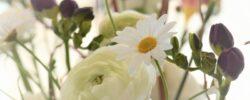 Jak na vazbu kytice do spirály?