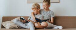 5 tipů, jak přivést děti ke čtení