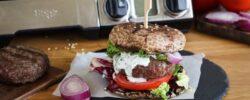 Recept na vynikající Portobello burger