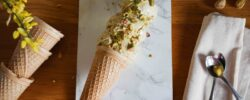 Recept na krémovou pistáciovou zmrzlinu